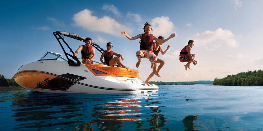Boaters Insurance from Peebles Insurance Agency